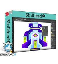 دانلود Skillshare Mastering Gradients in Illustrator