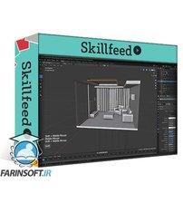 دانلود Skillshare Blender 2.83 Interior Design Beginners Course