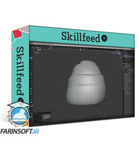 دانلود Skillshare Space Marine Helmet – 3D Game Art with Blender 2.8 and Substance Painter