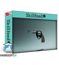دانلود Skillshare Blender For Game Development Create A Revolver Gun With Blender