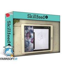 دانلود Skillshare Botanical Drawing: Learn to Sketch Flowers, and Arrange in Adobe Illustrator