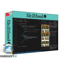 دانلود Skillshare Build your first React Web App