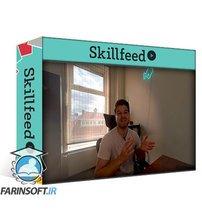 دانلود Skillshare Create Self Generating Art with Javascript & P5js
