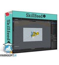 دانلود Skillshare Create A Retro Moped With Blender 2.8