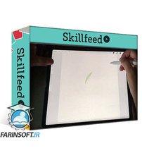 دانلود Skillshare Create Soft Botanical Watercolor Paintings in Procreate