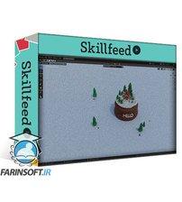 دانلود Skillshare Creating A Snow Globe With Blender