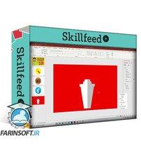 دانلود Skillshare slideCreating Flat Character & Vector Designs using Microsoft PowerPoint