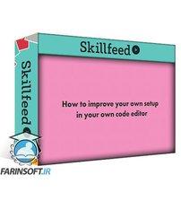 دانلود Skillshare Customizing Sublime Text: Build Your Perfect Code Editor