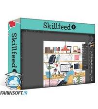 دانلود Skillshare Drawing Toward Illustration Connect How You Draw with How You Illustrate