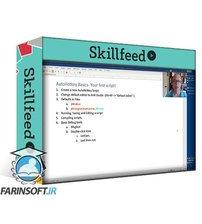 دانلود Skillshare Intro to AutoHotkey | Learn to automate your Windows computer