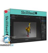 دانلود Skillshare Learn How To Create A Stylized Character With Blender 2.8