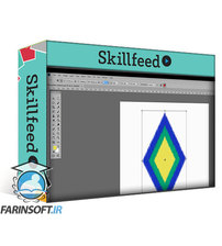 دانلود Skillshare Make Ikat Patterns in Photoshop – A Photoshop for Lunch™ class