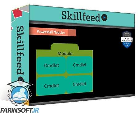 دانلود Skillshare Microsoft Azure Administration – AZ-104 Certification