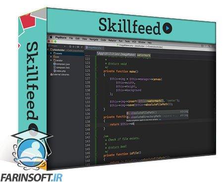 دانلود Skillshare Placeholder image with PHP