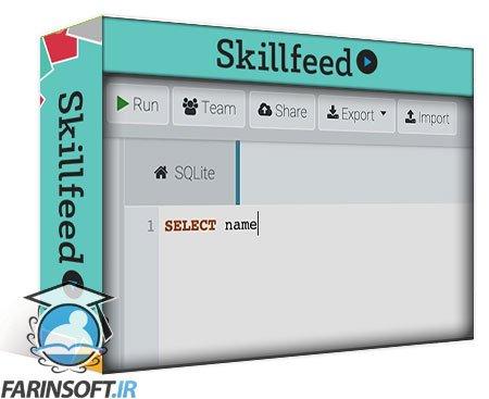 دانلود Skillshare SQL for Non Technical Users