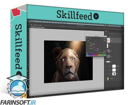 دانلود Skillshare Ultimate Photoshop Lighting Technique