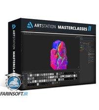 دانلود ArtStation AAA Rocks for Games – RGB Masked Workflow Tutorial