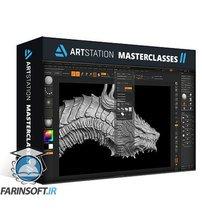 دانلود ArtStation Dragon Concept in Zbrush