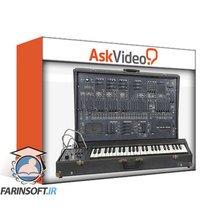 دانلود AskVideo ARTURIA V 106 – ARP 2600 V Explored