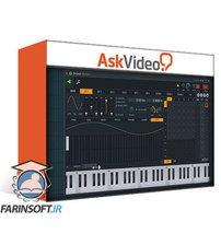 دانلود AskVideo FL Studio 201 FL Studio Sound Design Workshop