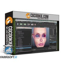 دانلود CG Cookie CGCircuit – Face Rigging