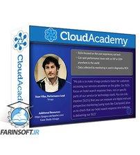 دانلود Cloud Academy SRE Monitoring and Service Level Indicators