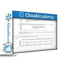 دانلود Cloud Academy Working with PANDAS 2020