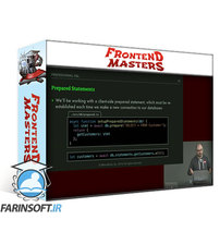 دانلود Frontend Masters Professional SQL