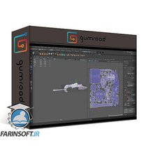 دانلود Gumroad Weapon Creation for games by Scribble Mesh