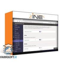 دانلود INE Implement a Microsoft Teams Environment