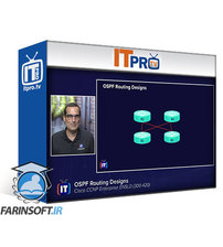 دانلود ITProTV Cisco CCNP Enterprise ENSLD (300-420)