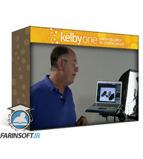 دانلود KelbyOne Commercial Photography Lighting and Photoshop: Using Multiple Exposures for One Photo