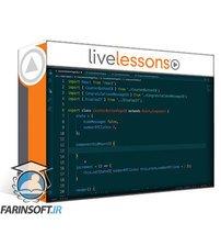 دانلود LiveLessons Addison Wesley Professional Learn React for Modern Web Applications Sneak
