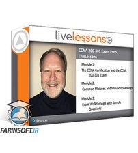 دانلود LiveLessons CCNA 200-301 Exam Prep