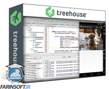 دانلود Treehouse Android Data Persistence