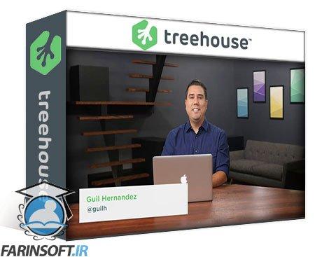دانلود Treehouse Animating SVG with CSS