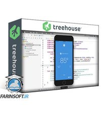 دانلود Treehouse Build a Weather App ( iOS June 2018 Update Refresh )
