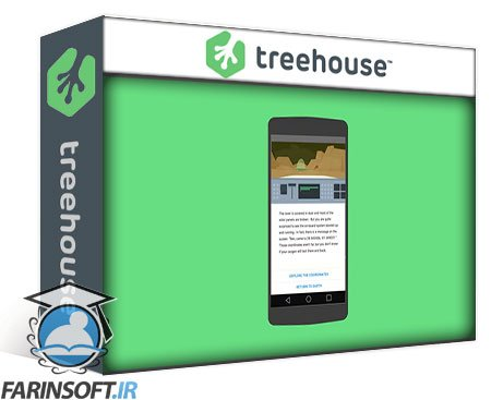 دانلود Treehouse Build an Interactive Story App