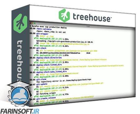 دانلود Treehouse Deployment with Capistrano