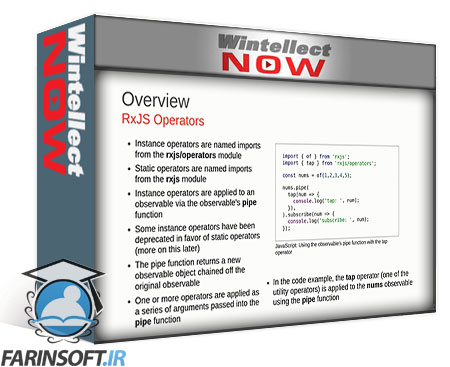 دانلود WintellectNOW RxJS Operators