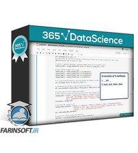 دانلود 365DataScience 18. SQL + Tableau + Python
