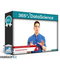 دانلود 365DataScience Advanced Statistical Methods in Python
