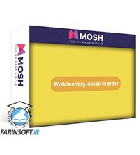 دانلود Code with Mosh The Ultimate Git Mastery Course (Release 1592020)