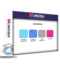 دانلود Code with Mosh Ultimate Java 3 Parts