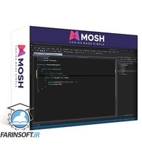 دانلود Code with Mosh C# Advanced Topics Prepare for Technical Interviews