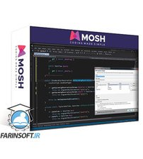 دانلود Code with Mosh Clean Coding and Refactoring a.k.a C# Developers Learn the Art of Writing Clean Code