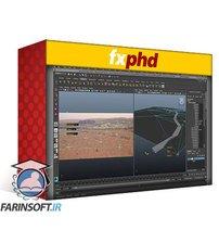 دانلود fxPhd Digital Matte Painting: Desert Apocalypse
