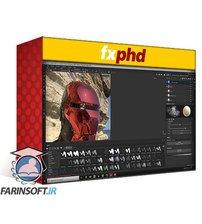 دانلود fxPhd Fundamentals in Substance Designer & Painter