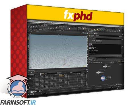 دانلود fxPhd Introduction to Houdini VEX and Python