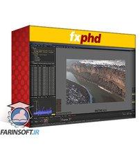 دانلود fxPhd VFX307 – Advanced Environments – Juggernaut Bend Project